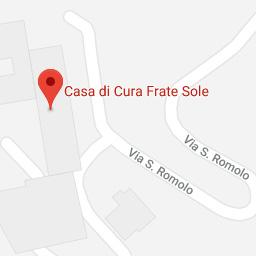Casa di Cura Frate Sole Firenze Figline Val D'arno dottor paolo dolci ortopedia e tramautologia